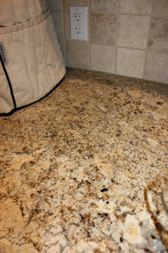 Granite after the fig fiasco