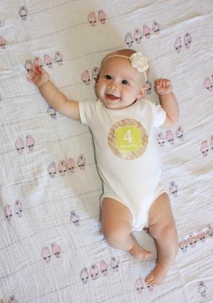 Claire 4 Months