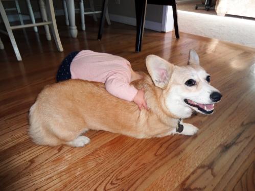 Hugs for Zoe